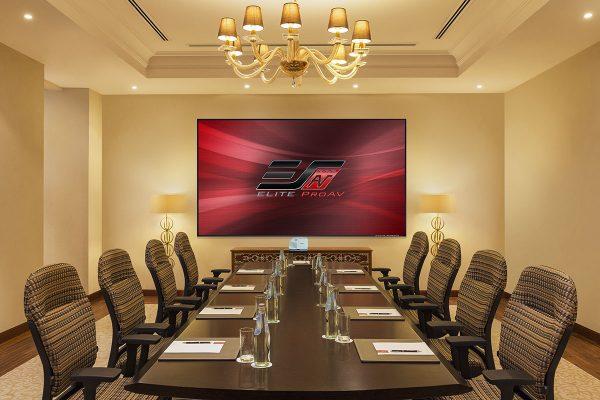 Aeon CLR® Series, fixed frame projector screen