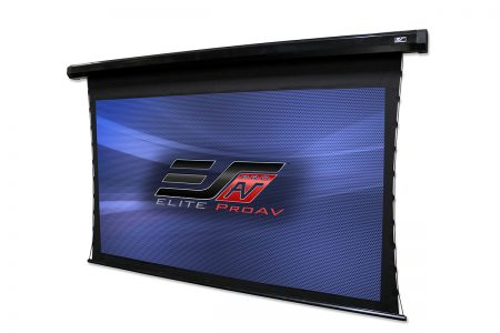CineTension2 Rear, Rear projection screen