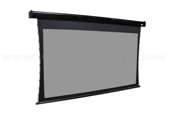 CineTension2 Rear, Rear projection screen