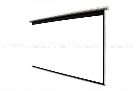 Manual Grande Series, manual projector screen