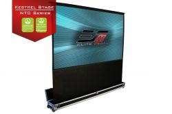 Kestrel Stage NTC Series, Portable projector screen
