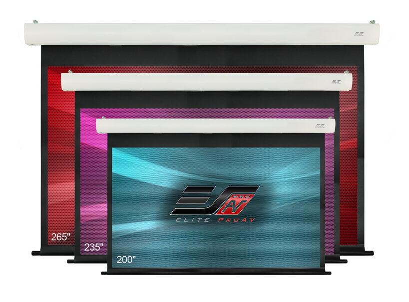 Saker Plus Series, large projector screens