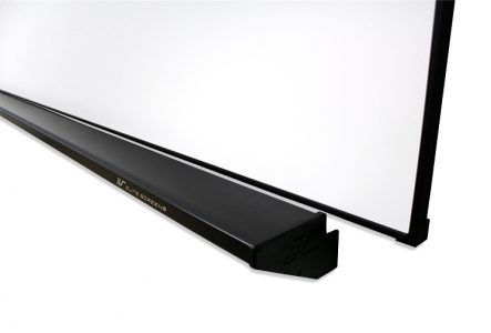 WhiteBoardScreen™ Thin Edge Series, Whiteboard projector screen