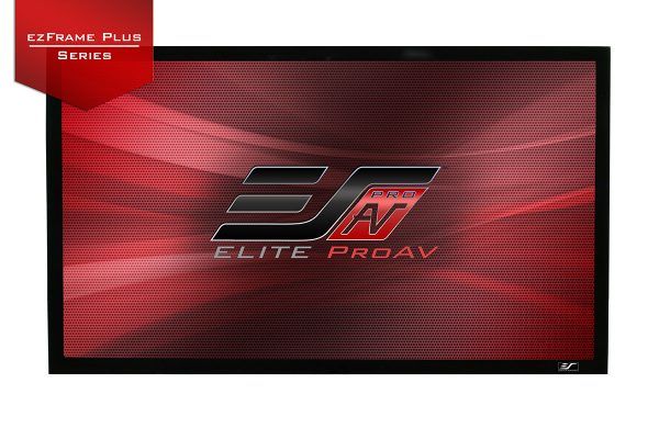 ezFrame Plus Series, Fixed frame projector screen, Large projector screens
