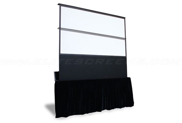 Kestrel Stage Series, Portable projector screen