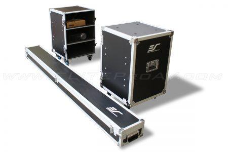 Kestrel Stage Series, Portable projector screen