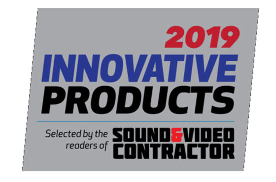 Award: SVC most innovative Show product Award 2019