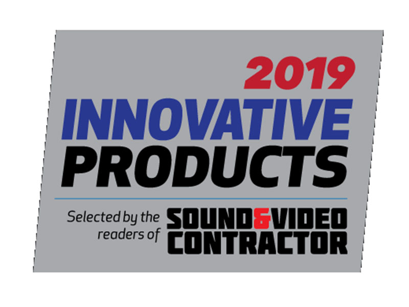 Award: SVC most innovative Show product Award 2019