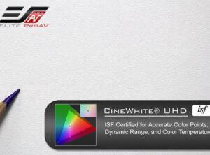 CineWhite® UHD, Projector screen material