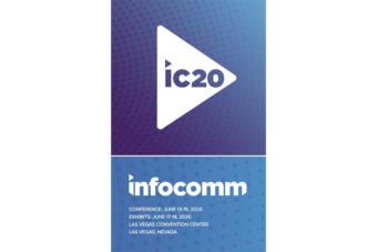 InfoComm 2020