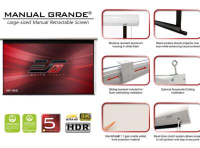 Manual Grande® Series