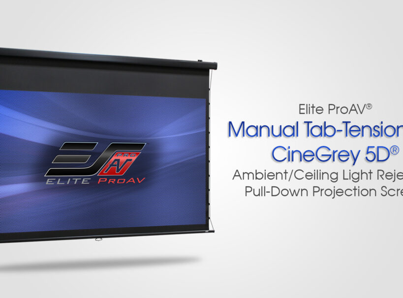 Manual Tab-Tension Pro CineGrey 5D® Product Video