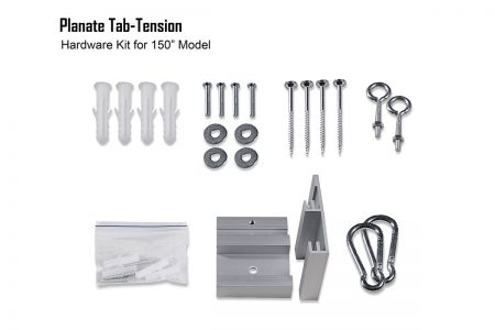 Planate Tab-Tension Series Sizes