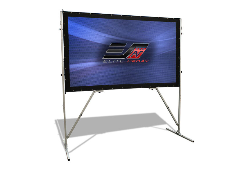 Yard Master Pro Series , outdoor projector screen, Large projector screens, best projector screen for ambient light