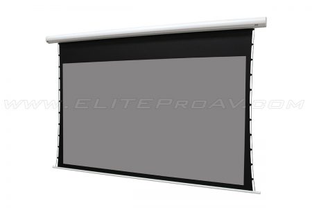 Saker Tab-Tension ALR Series, Fixed frame projector screen, best projector screen for ambient light