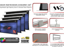 Saker Tab-Tension CineGrey 5D® Series
