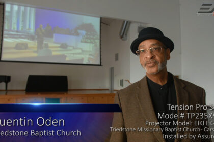 Tension Pro Series at Triedstone Missionary Baptist