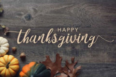 Elite Screens and Advaning Thanksgiving Potluck – 2019